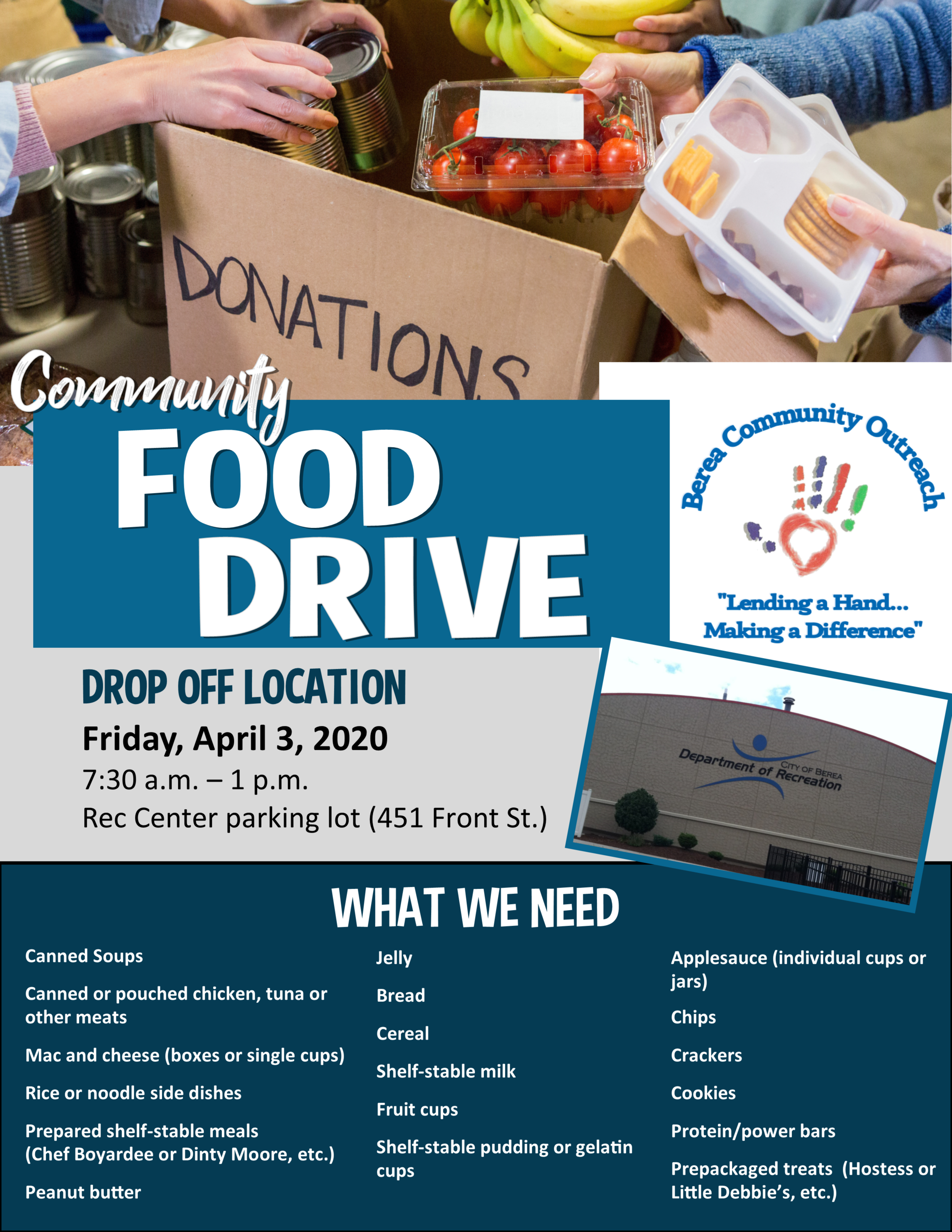 Food Drive Flyer 2020 final